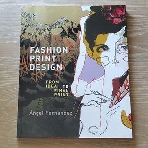 💕 Fashion Print Design Book 💕